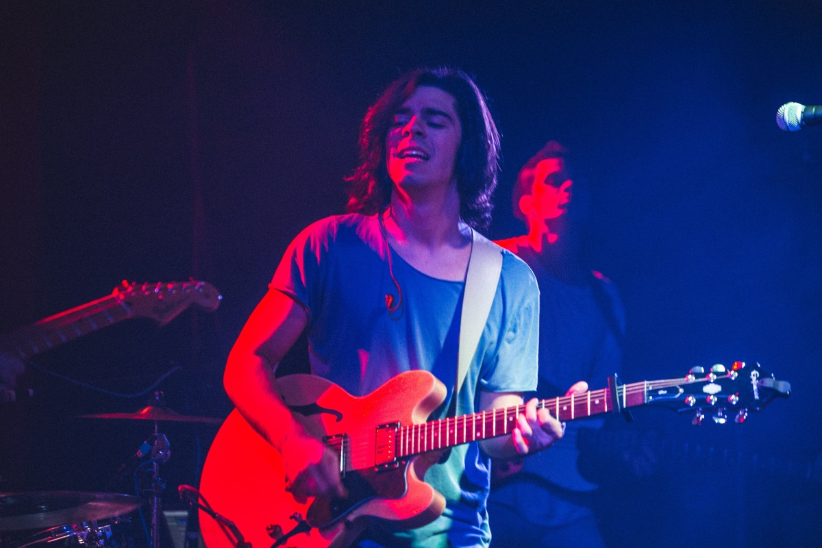 Band of the Day: an Indie Pop Sensation named TREY