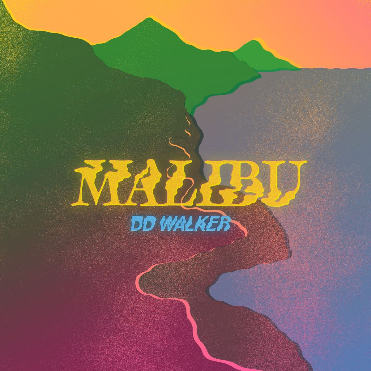 DD Walker's 'Malibu' Is Clean, Fast Shoegaze with a Pop Sensibility