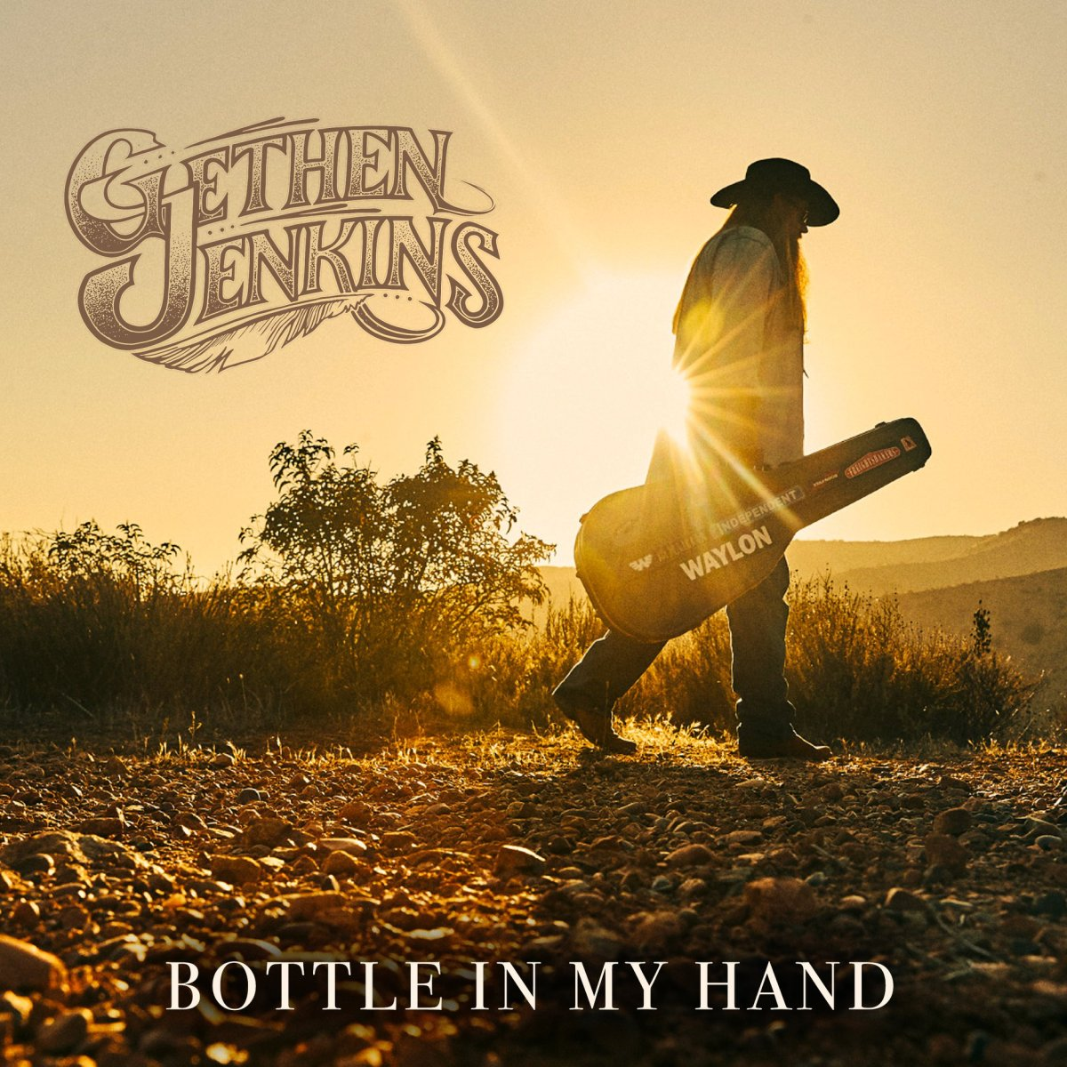 "Gethen Jenkins Transports Us to the Rowdiest Saloon in ""Bottle In My Hand"""