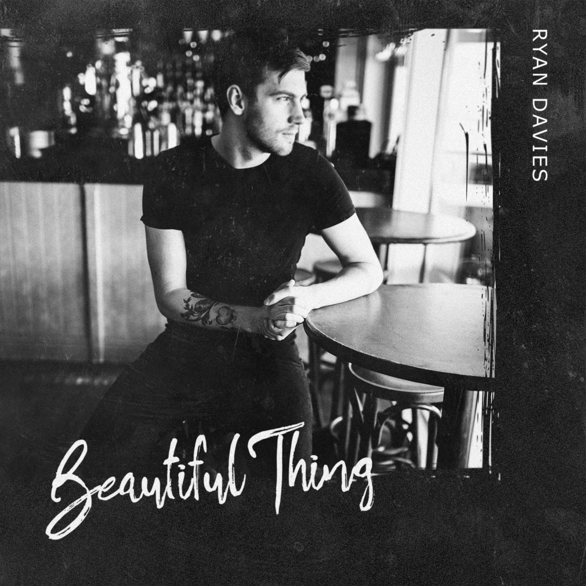 "Artist of the Day: Ryan Davies with Romantic and Convincing Song, ""Beautiful Thing"""