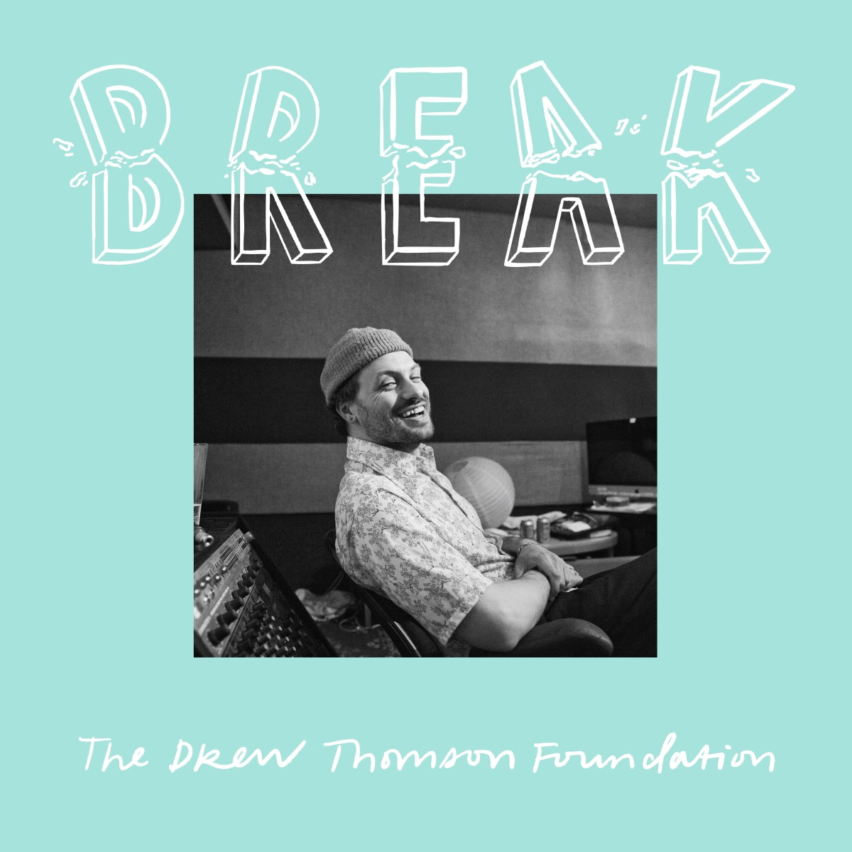 "The Drew Thomson Foundation Drops Fun Indie Rock Song ""Break"""